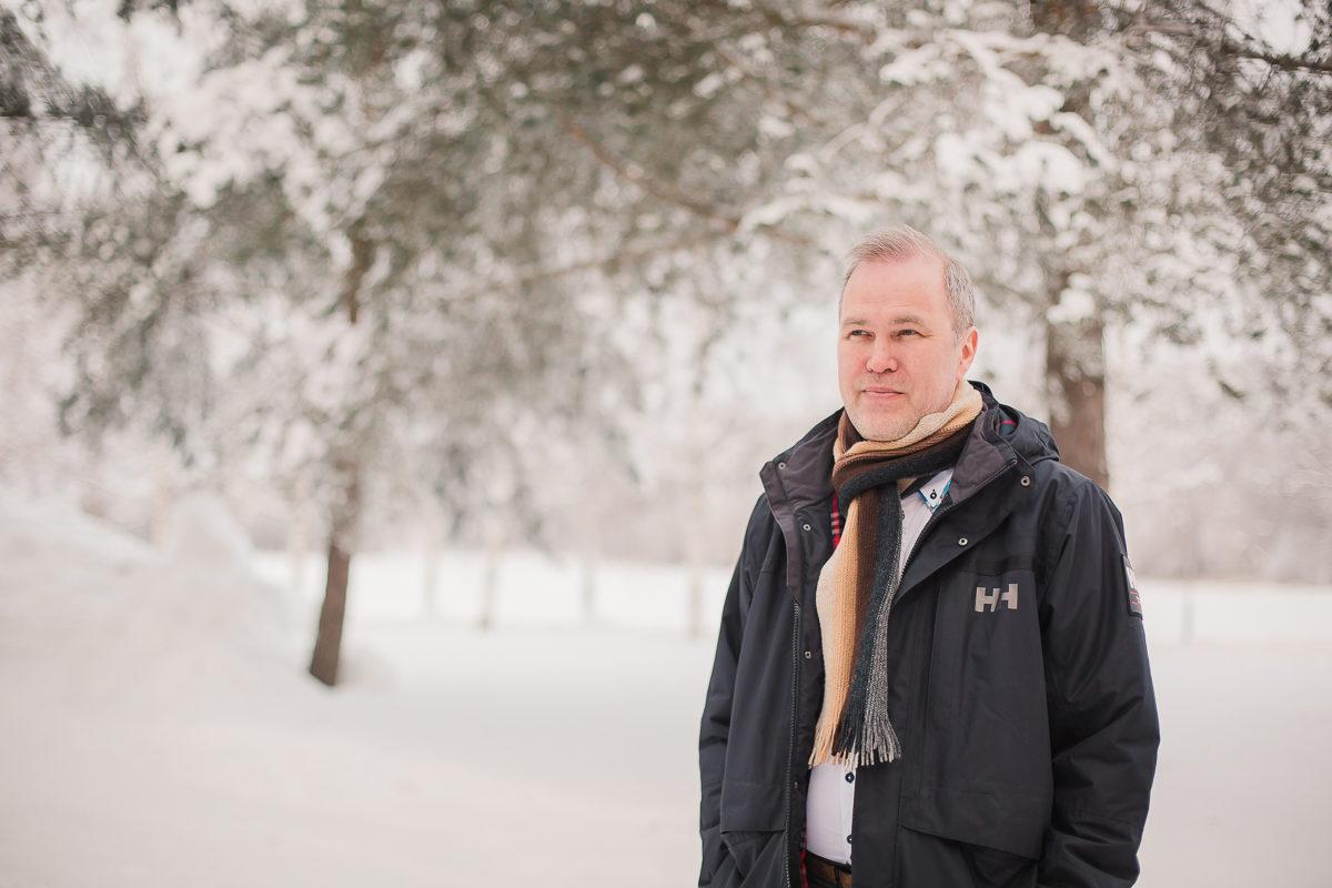 varapuheenjohtaja Tero Karjalainen
