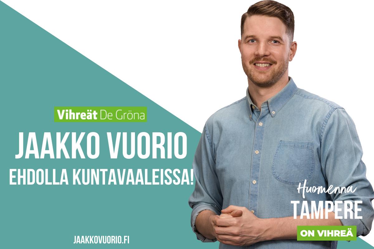Jaakko Vuorio
