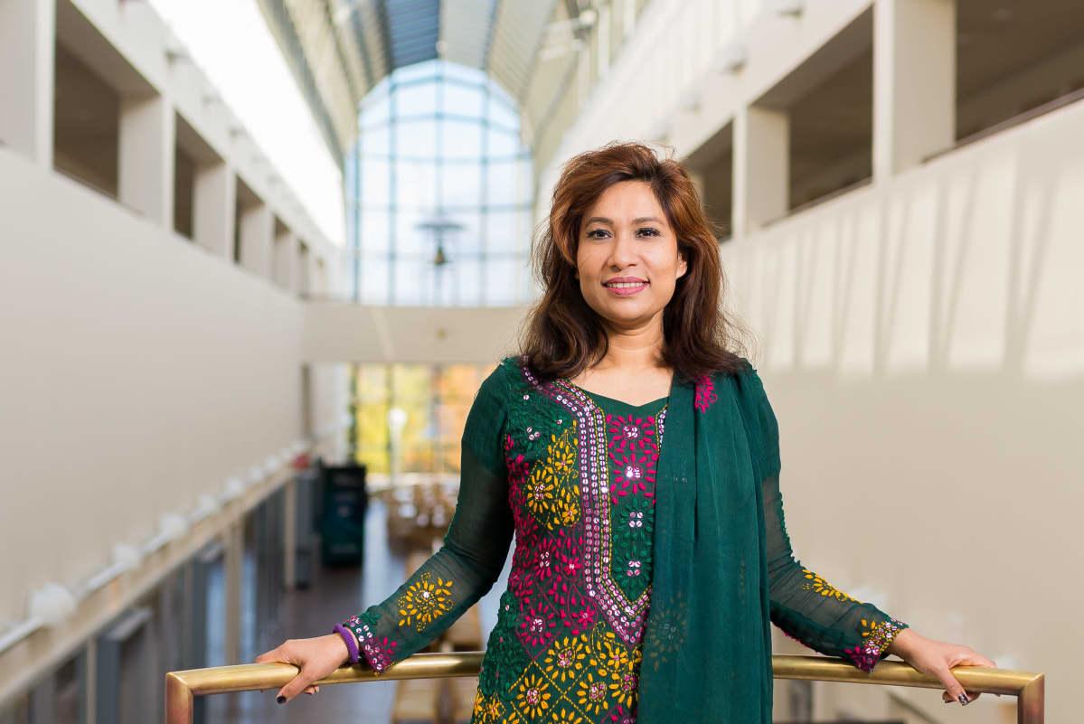Nafisa Yeasmin