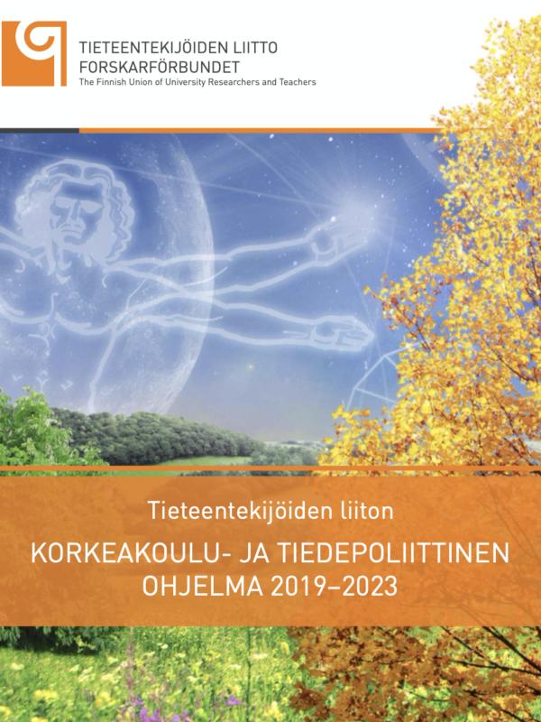 korkeakoulu-ja tiedepoliittinen ohjelma 2019-2023